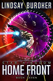Home Front: A Space Opera Adventure (Star Kingdom Book 7) (English Edition)