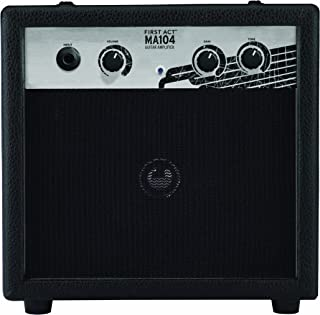 FIRST-ACT Practice size guitar amplifier MA104