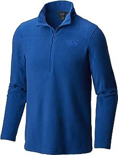 Mountain Hardwear Men's Microchill 2.0 Zip T Fleece Pullover Snowboarding Ski Baselayer