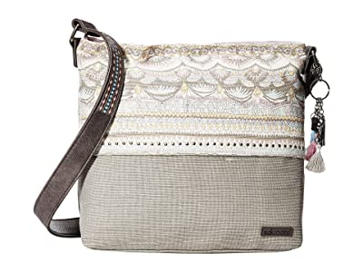 Sakroots Dakota Bucket (Pastel One World) Handbags