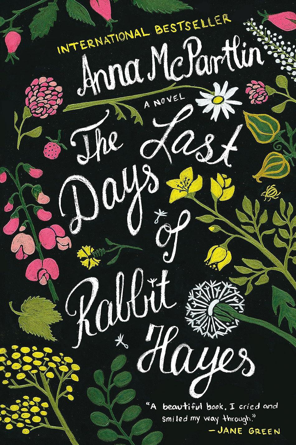 一般的に粘り強い喜びThe Last Days of Rabbit Hayes: A Novel (English Edition)