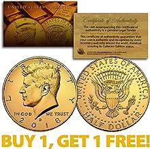 Best jfk gold coin Reviews