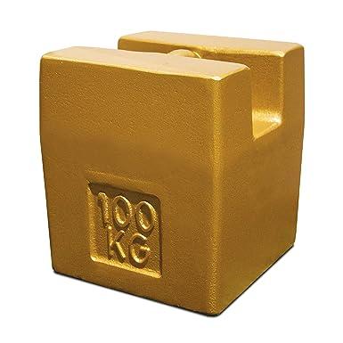 Polish Republic Ceramic weights 12 dag to 20 dag in wooden base PRL G1588