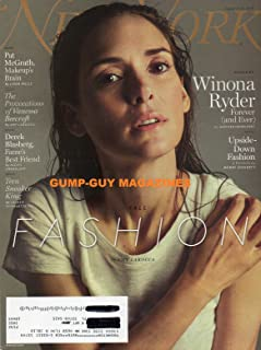 New York Magazine 2016 BIG FALL FASHION ISSUE BY AMY LAROCCA Upside-Down Fashion: A Portfolio by Bobby Doherty