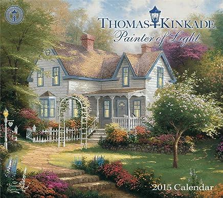 Thomas Kinkade Painter of Light 2015 Calendar