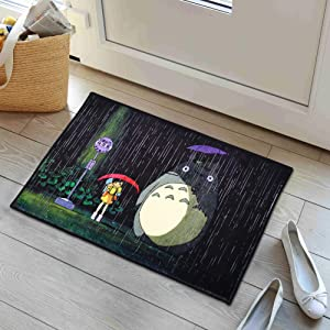 Anime Area Rug for Bedroom Living Room Decoration Camper Cover Birthday Gifts 16x24 inches