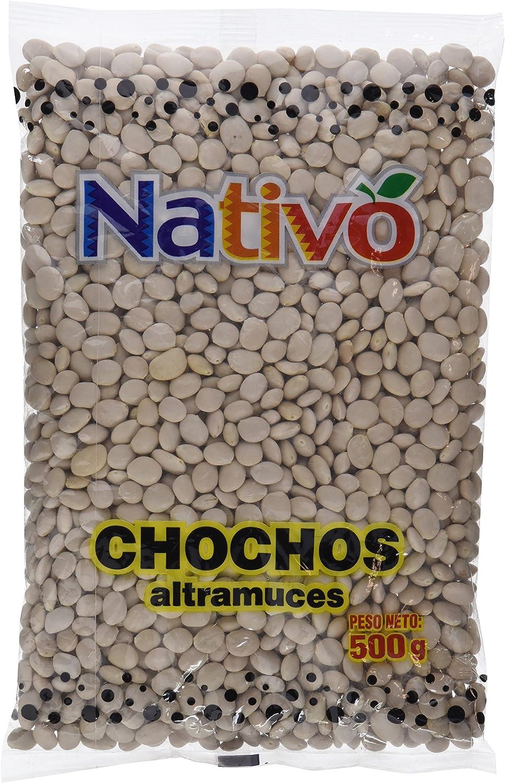 Goya Nativo Chochos Altramuces - 6 Paquetes de 500 gr - Total: 3000 gr