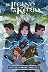 The Legend of Korra: Ruins of the Empire Part Three Kindle Edition