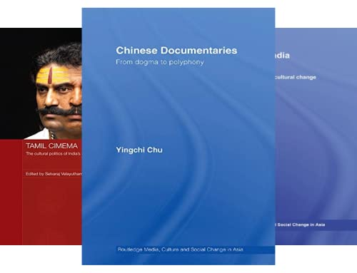 Media, Culture and Social Change in Asia (18 Book Series)