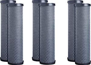GE FXWTC Whole Home System Replacement Filter Set (3 X Pack of 2)