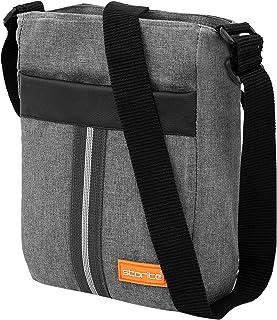 Storite Stylish Fabric Sling Cross Body Travel Office Business Messenger One Side Shoulder Bag for Men Women (28x21x6 cm, ...