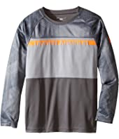 Under Armour Kids - Printed Long Sleeve (Little Kids/Big Kids)