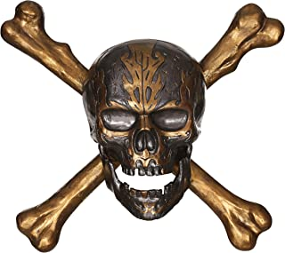 pirates of caribbean skull and crossbones