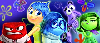 """Ravensburger Disney Inside Out Emotions Panorama 100 Piece Jigsaw Puzzle for Kids """" Every Piece is Unique, Pieces Fit Together Perfectly"""