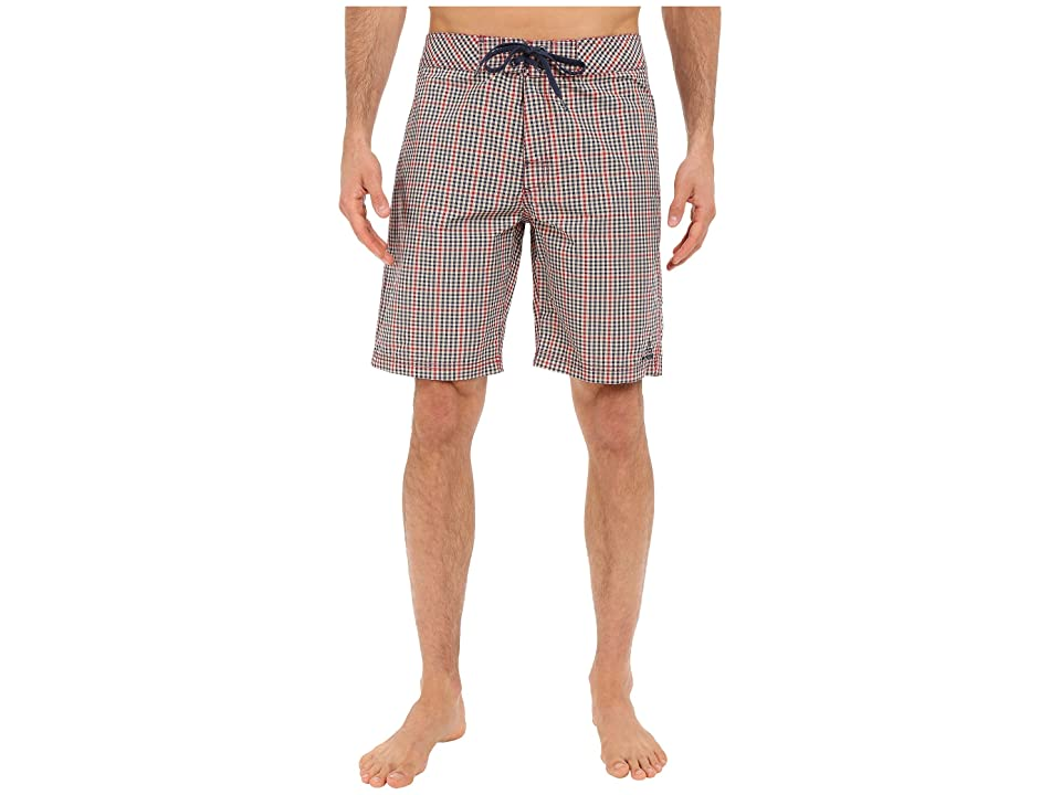 Prana El Porto Short (Dark Blue) Men