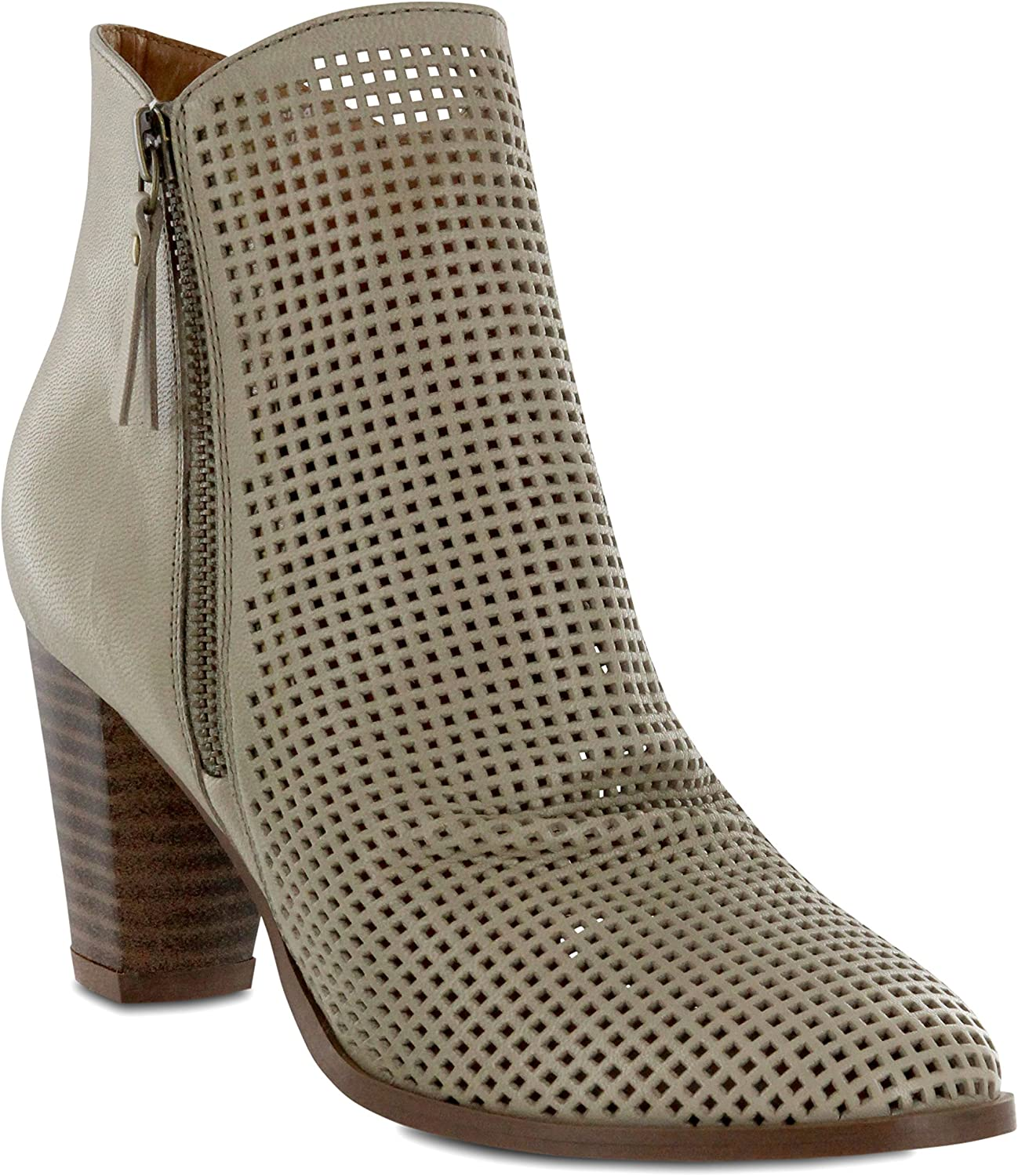 MIA Riya Women Boots, color  Taupe, Size  6