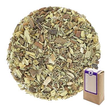 """Núm. 1211: Té de hierbas orgánico """"Té de lactancia"""" - hojas sueltas ecológico - 250 g - GAIWAN® GERMANY - regaliz, anís, hinojo, cassia, limón, piña y papaya"""