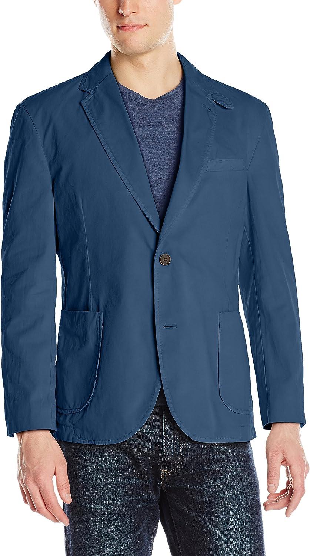 Kroon Men's Bono 2 Garment Dyed Sport Coat