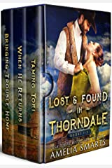 Lost and Found in Thorndale: Books 1-3 Kindle Edition