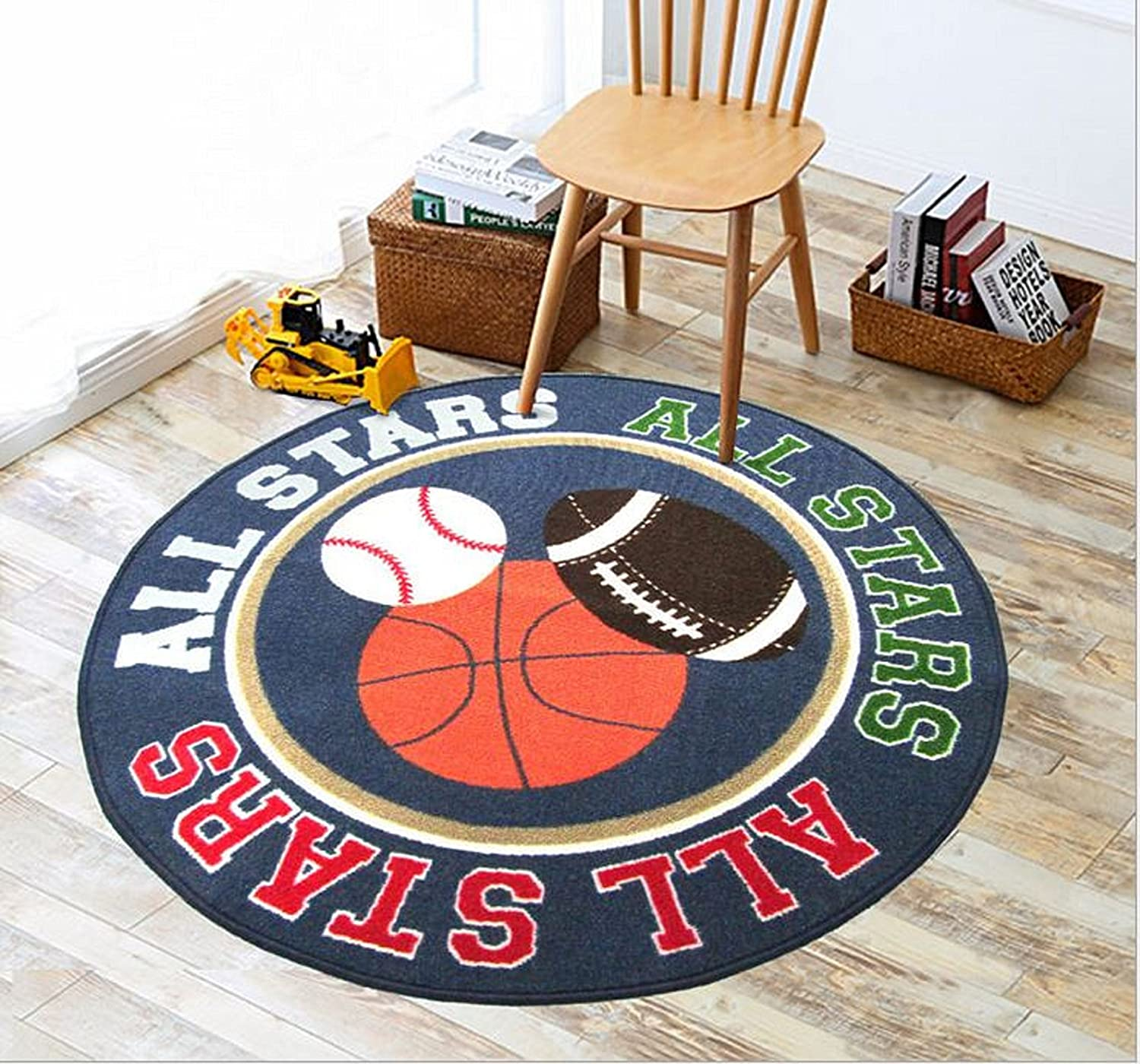 Baby Boy OFFicial mail order Sport Area Rug 39