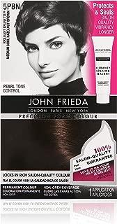 John Frieda Precision Medium Cool Foam Colour, Brilliant Brunette, Hazelnut Brown