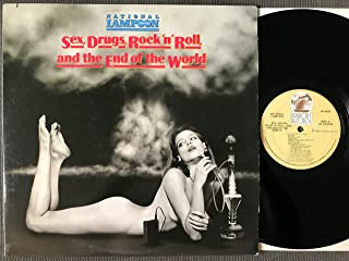 sex, drugs, rock 'n' roll and the end... LP