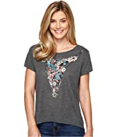 Roper - 0891 Poly Cotton Heather Jersey Tee