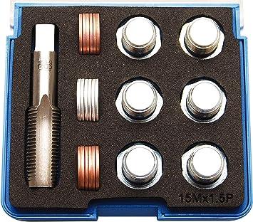 Bgs 157 Reparatursatz Für Öl Ablass Gewinde M15 X 1 5 Mm Baumarkt