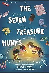 The Seven Treasure Hunts Kindle Edition