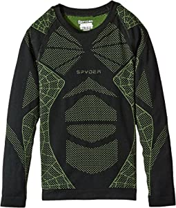 Spyder Kids - Racer Long Sleeve Top (Big Kids)