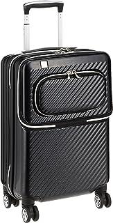 [レジェンドウォーカー] スーツケース ジッパー ハードスーツケース フロントオープン 機内持ち込み可 6024-48 保証付 34L 54 cm 3.1kg