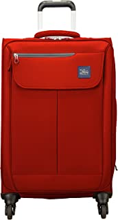 Mirage 2.0 24-inch 4-Wheel Spinner Luggage, True Red