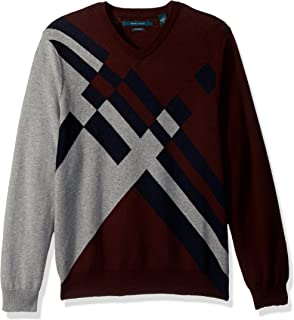 Amazon.com  Perry Ellis - Sweaters   Clothing  Clothing 558d01f31