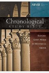 NIV, Chronological Study Bible: Holy Bible, New International Version Kindle Edition