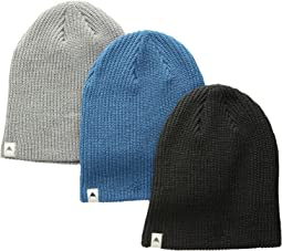 Burton - DND Beanie 3-Pack (Little Kids/Big Kids)
