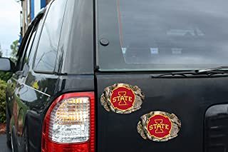 Iowa State Cyclones Realtree CAMO Magnet-2 Pack CAR Magnets