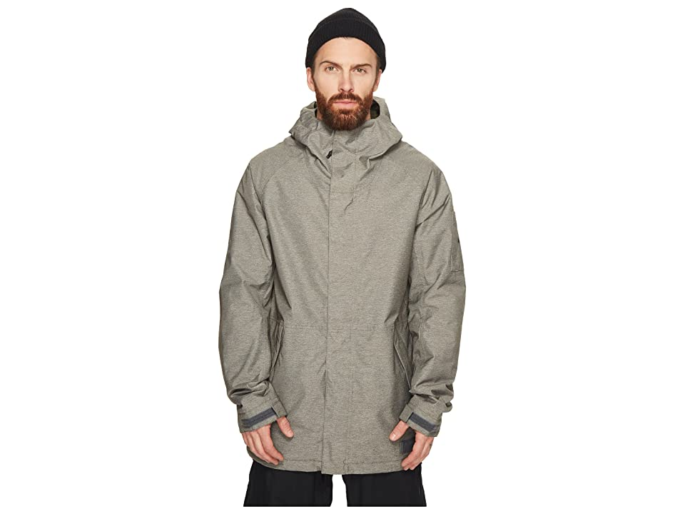 Burton Hilltop Jacket (Shade Heather) Men