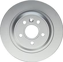 Bosch 44011634 Rear QuietCast Premium Disc Brake Rotor For 2012-2015 Range Rover Evoque