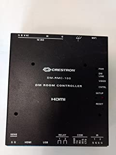 crestron dm receiver
