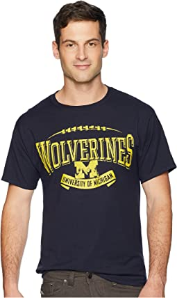 Michigan Wolverines Ringspun Tee