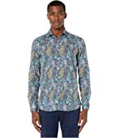 Etro - Spread Collar Paisley Button Up
