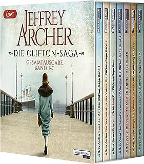 Die Clifton-Saga: Die Box - Bände 1 bis 7 Die Clifton-Saga Hörbuch-Sammelbox, Band 1