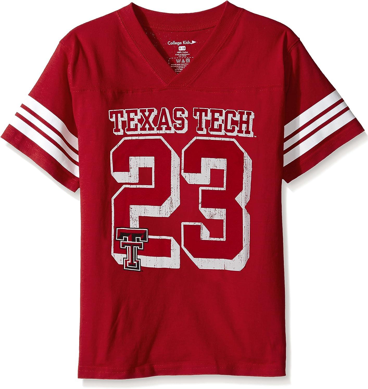College Kids NCAA Youth Football Tee