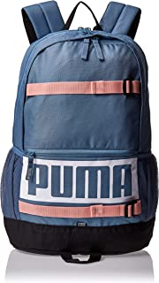 Puma Deck Backpack Bluestone Blue Bag For Unisex, Size One Size