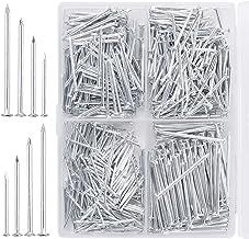 Mr. Pen- Nail Assortment Kit, 600pc, Small Nails, Nails, Nails for Hanging Pictures, Picture Hanging Nails, Finishing Nails, Hanging Nails, Picture Nails, Wall Nails for Hanging, Pin Nails