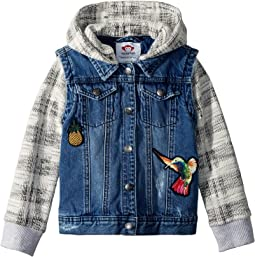 Appaman Kids - Convertible Jean Jacket (Toddler/Little Kids/Big Kids)