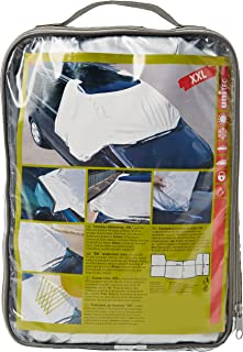 Unitec Car Van XXL Windscreen Cover - Anti-Frost - Frost Snow Protector - 4x4 MPV Family - People Carrier