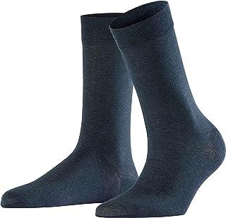 FALKE Sensual Cashmere Chaussettes Femme Coton Cachemire Beige Bleu Marine Gris Noir Renforcées Sans Motif 1 Paire