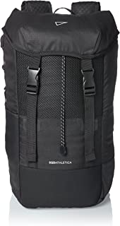 SQDAthletica Men SQD Commuter Backpack, Black, One size