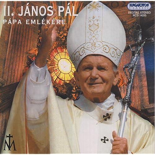 II. János Pál pápa (Karol Wojtyla) műveiből: II. János Pál pápa beszéde,  amelyet a magyar zarándokok elott, 1988. október 6-án mondott Szent István  halálának 950. évfordulóján (részlet) by Imre Sinkovits on Amazon